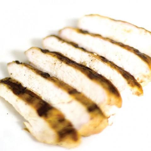 chicken-slices