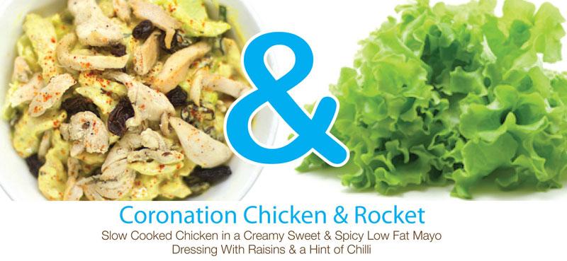 Corronation chicken