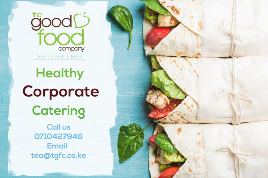 TGFC Corporate Catering